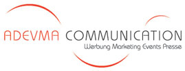 ADEVMA COMMUNICATION.  Werbung Marketing Events Presse
